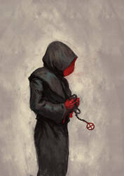 Monk by BrotherOstavia