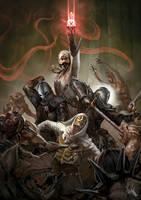 Darkest Dungeon - PRINT by BrotherOstavia