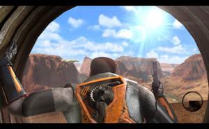 [SFM] Black Mesa surface tension by DJpoint