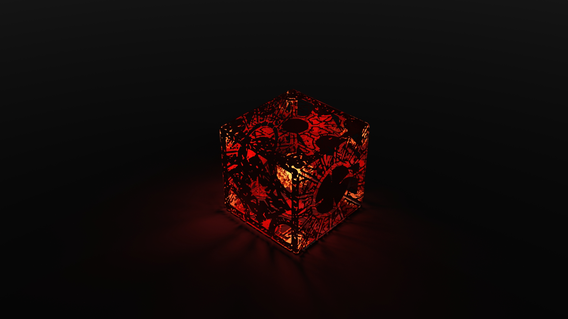 Hellraiser Cube V2 By Rbwse On Deviantart