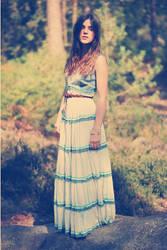 Lookbook Hippie style