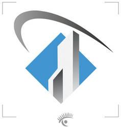 'Pacific Builders Logo' by parveenemi