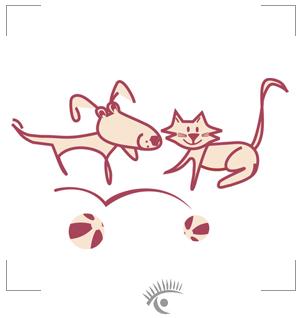 'Pet's  World' logo by parveenemi