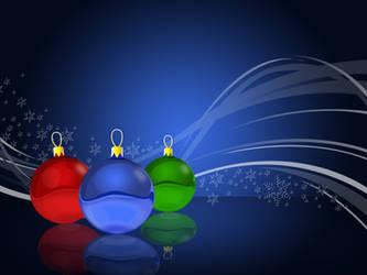 ' Merry Christmas ' by parveenemi