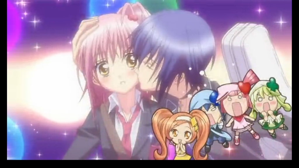 Play shugo chara ds game online