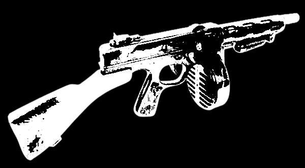 Gangster Gun by CodenameSplinter