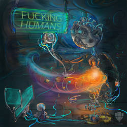 Fucking humans by dsac