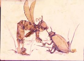 Escarabajo by Dani-V