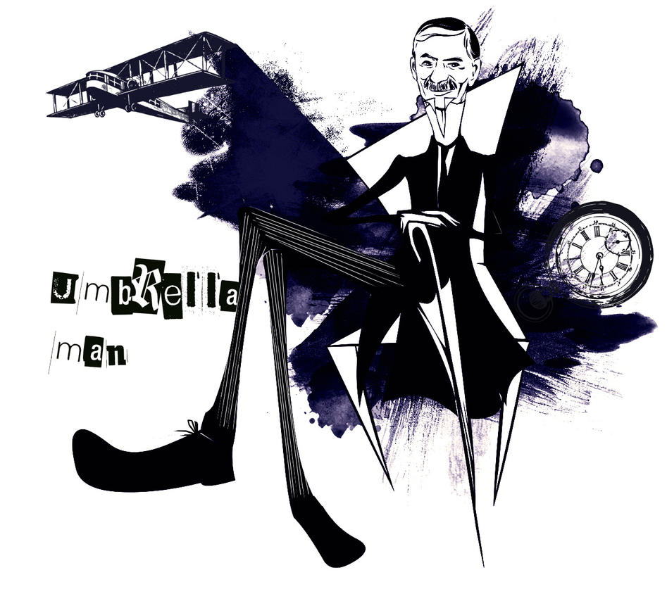 Neville Chamberlain by Schneekonigin