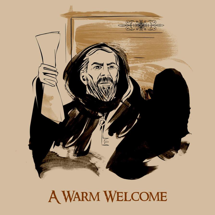Chapter 10 A Warm Welcome by Schneekonigin