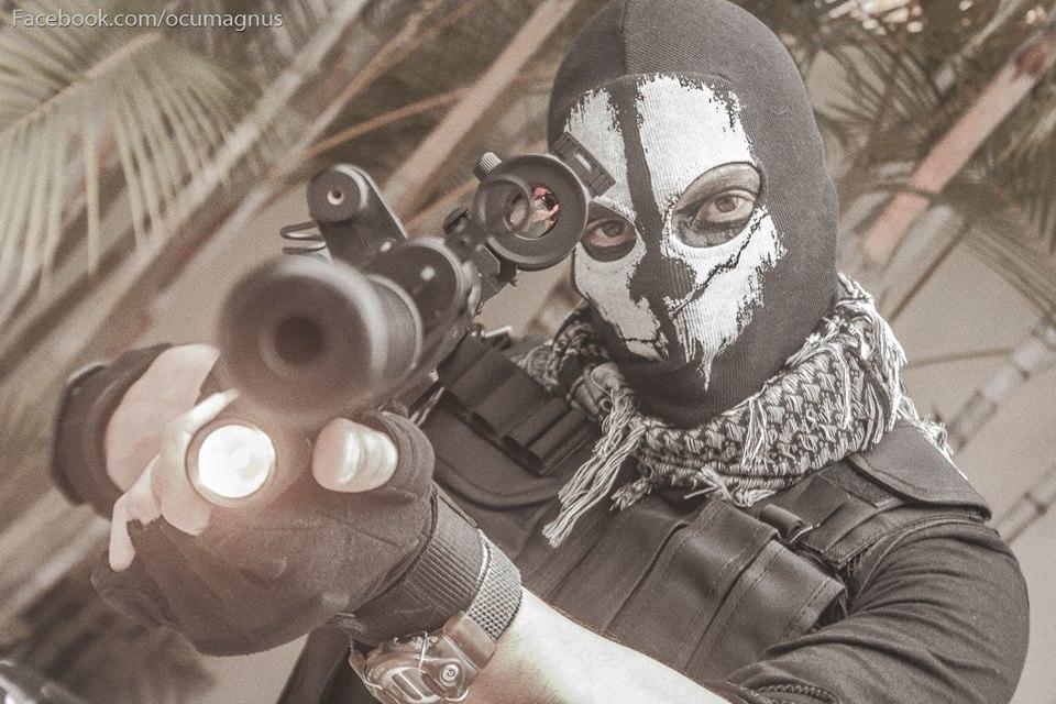 Logan T Walker Call Of Duty Ghosts By Gokuabreu On Deviantart