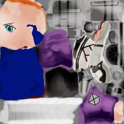 Attack on Titan Game Rc Mod Sasha Skin by Rex2066 by Rex2066