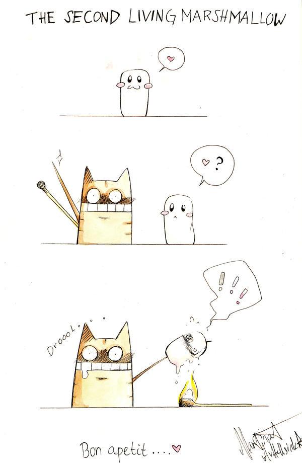 Marshmallow 2 by AnitramYnnej