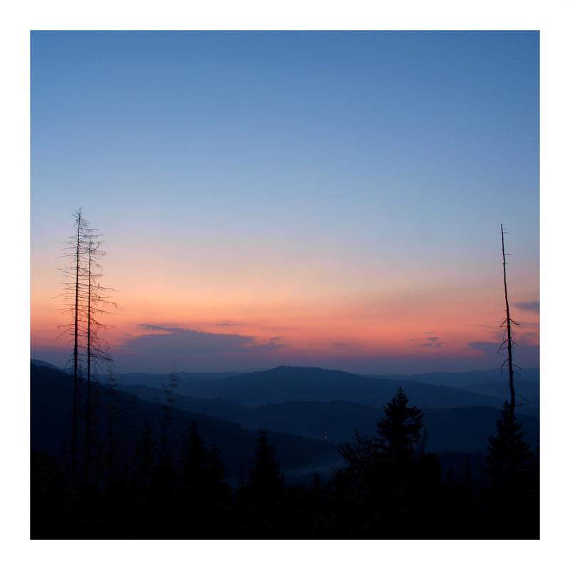 beskidy. sunset by janocha