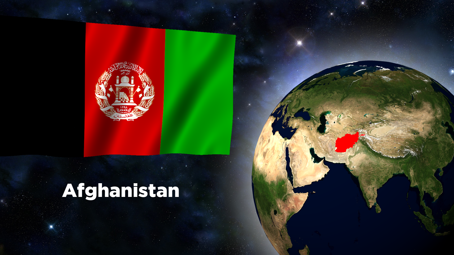 Afghanistan Flag Buy