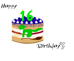 Happy Birthday Luchsy!