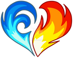 HeartFire's Cutie Mark (New and Improved)