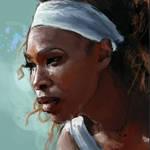 Serena Williams WIP