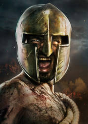 SPARTA by illugraphy