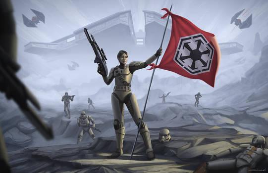 Starwars SWTOR commission