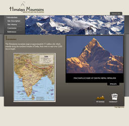 Himalayan mountain project