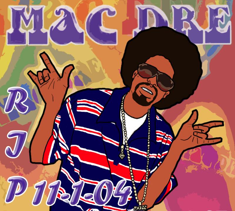 Unique Mac Dre by totalkaose on DeviantArt AJ18