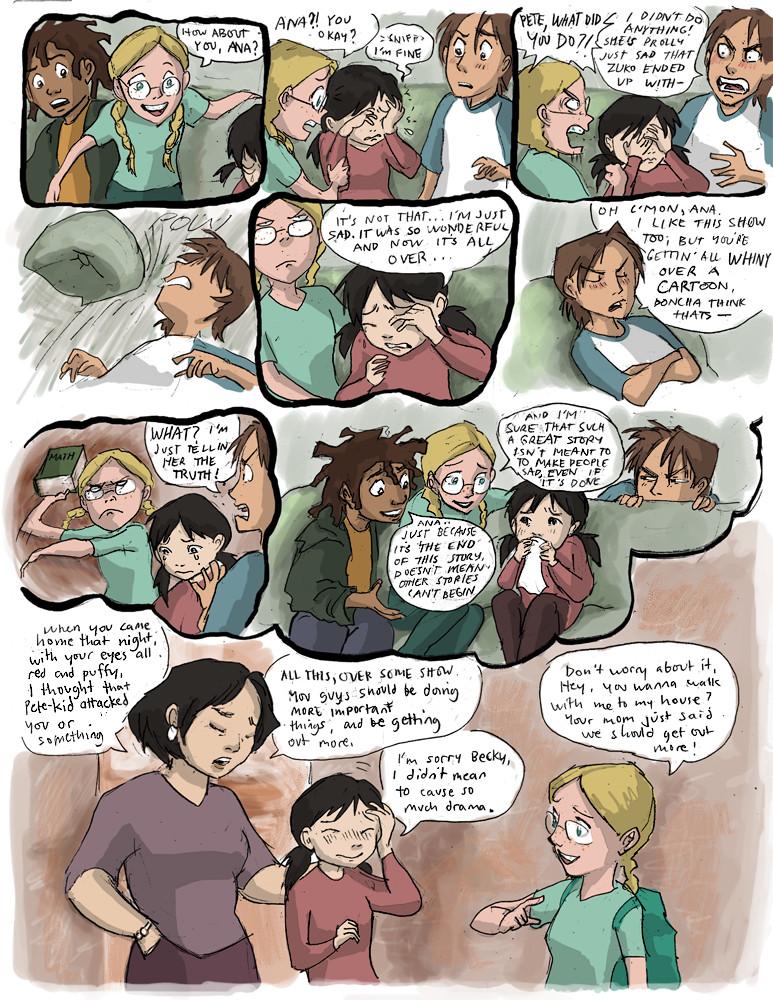 My Avatar Friend pg 2 by Isaia