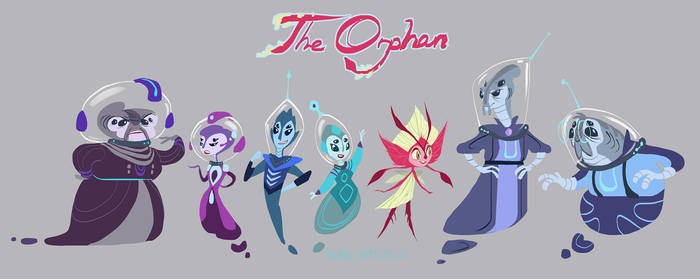 The Orphan DA