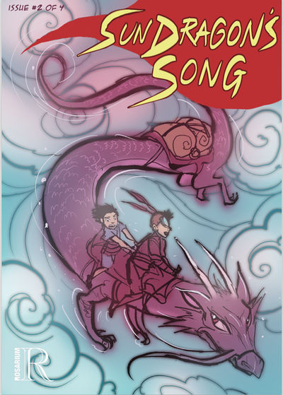 Sun Dragon's Song Cover #2! by Isaia