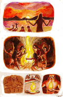 Ancient Ways - FireNation by Isaia