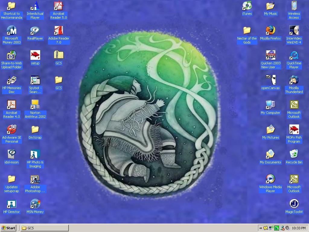 Arnaktauyok Desktop by Isaia