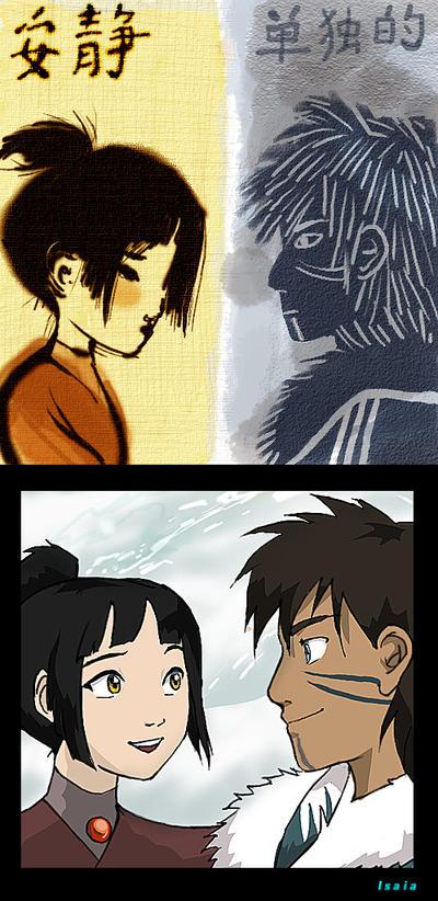 ..Hi. Mizu.. by Isaia