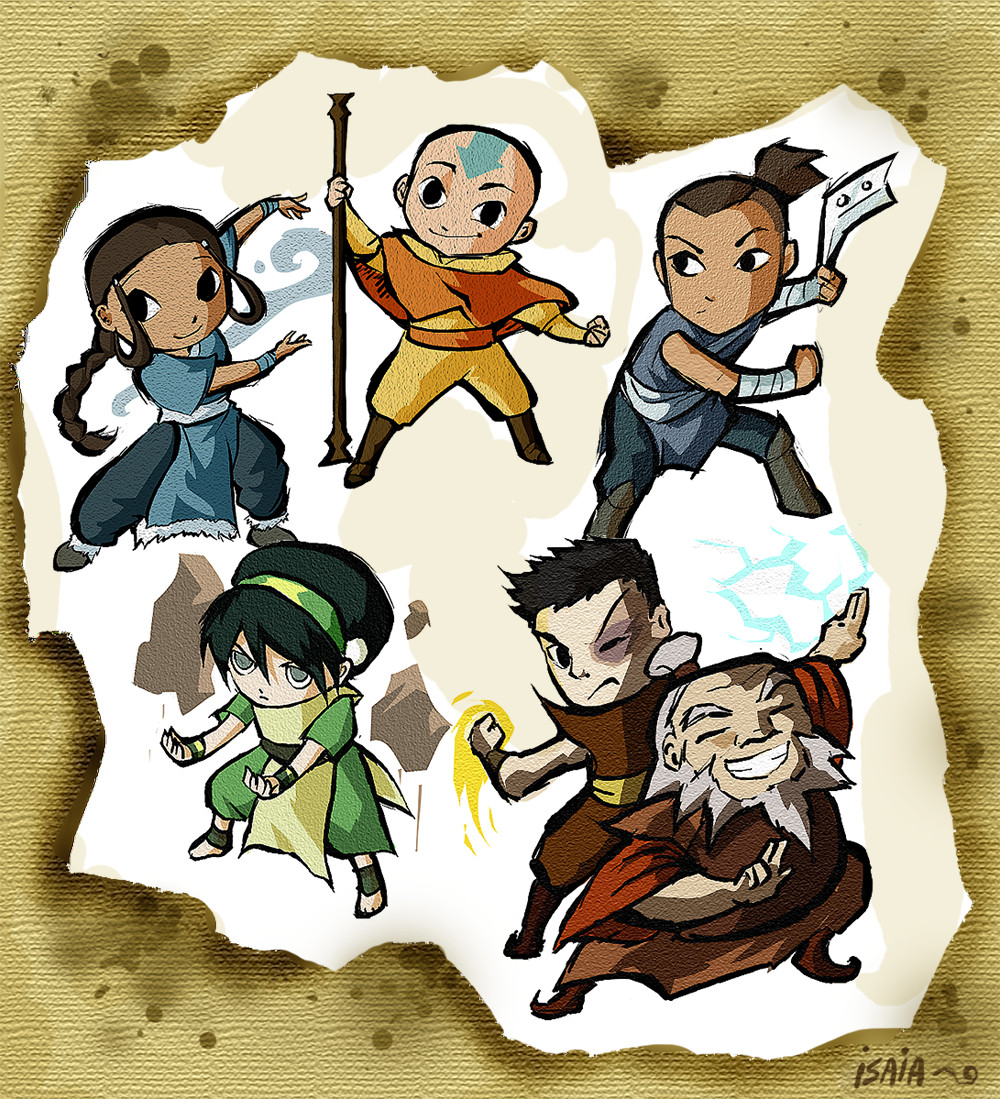 Avatar The Legend of Aang Wallpapers - Anime Pictures: animepicture-s.blogspot.com/2010/01/avatar-legend-of-aang...