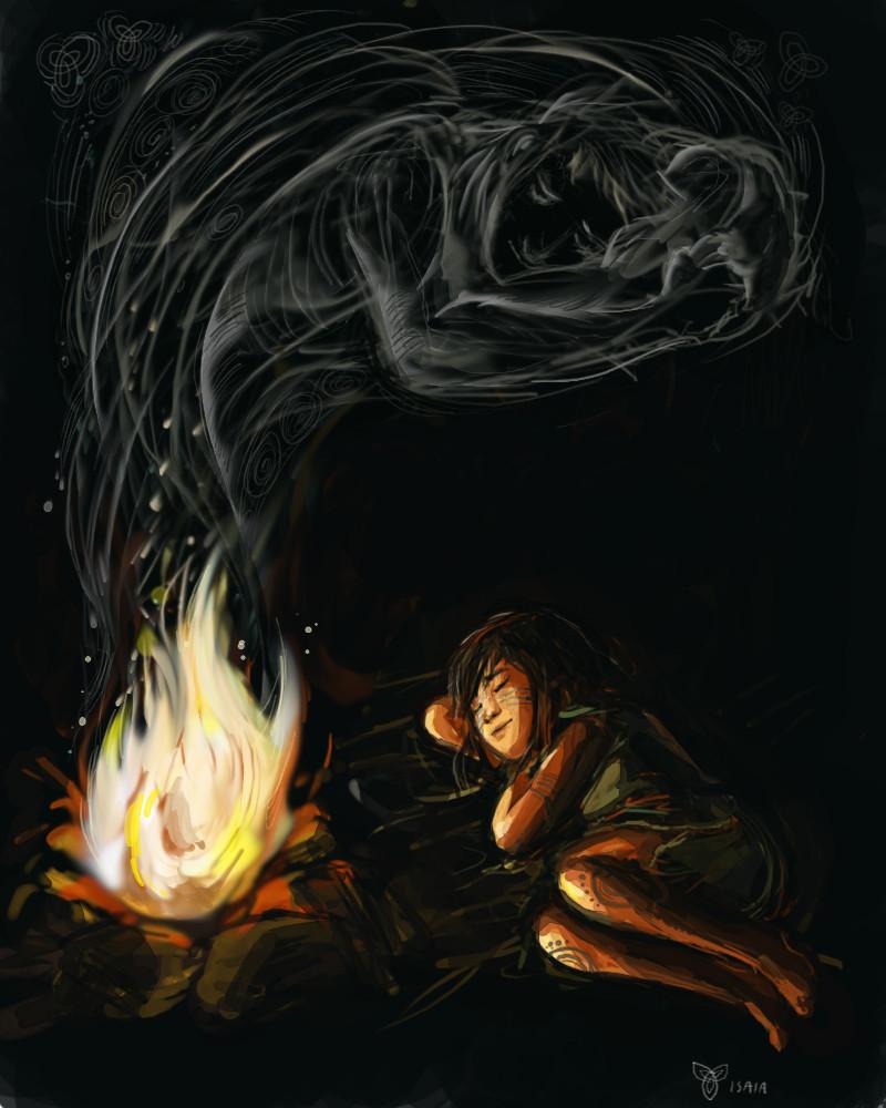 Nwekiwi and Mathias: Panaginip by Isaia