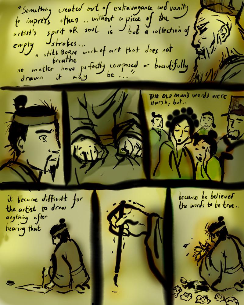 Stillborn pg 2 by Isaia