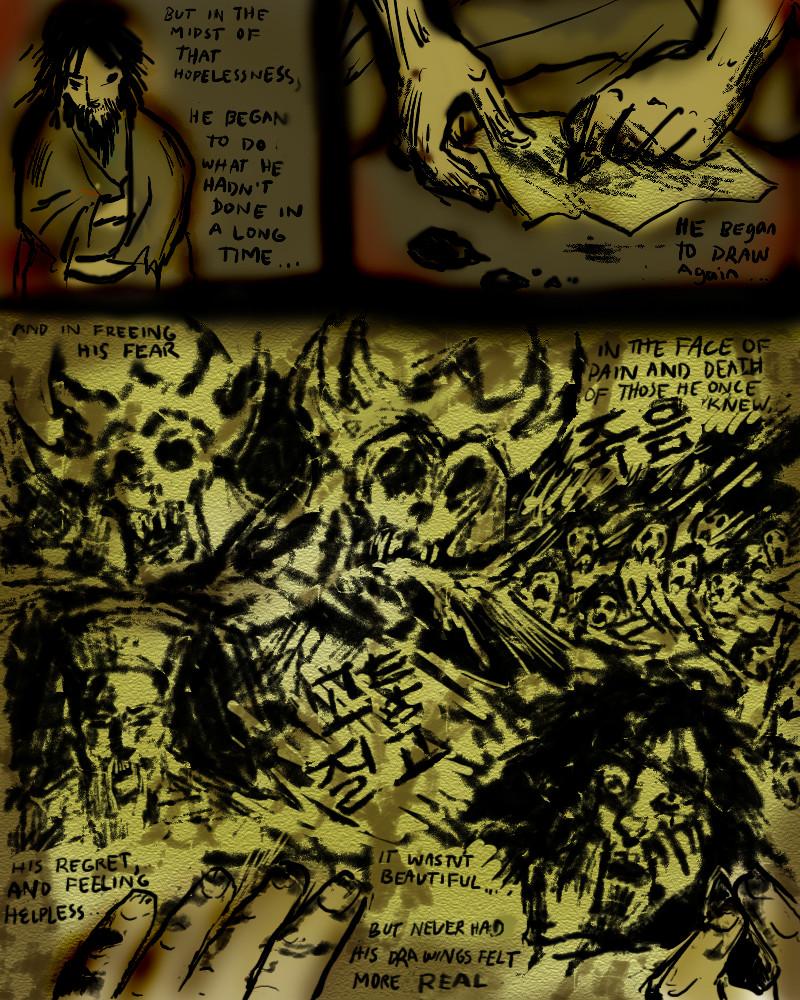 Stillborn 4 by Isaia