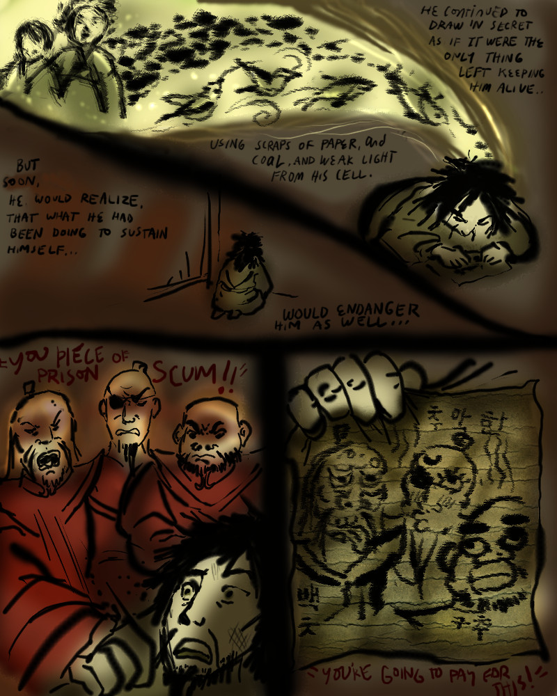 Stillborn pg 5 by Isaia