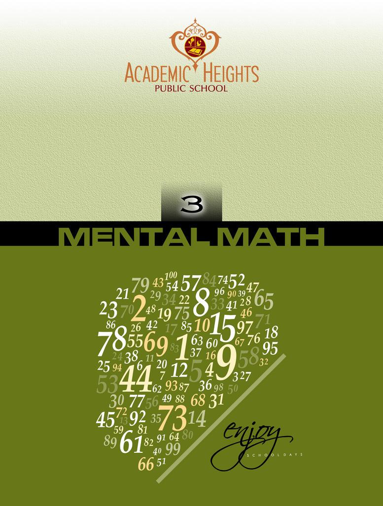 Book Cover Design Math ~ Math book cover design jose mulinohouse