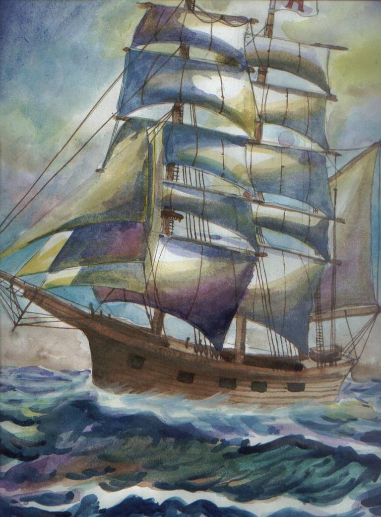 Ship by mafer-seow-wayn