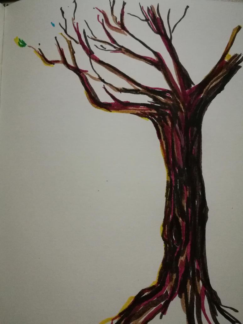 Tree by mafer-seow-wayn