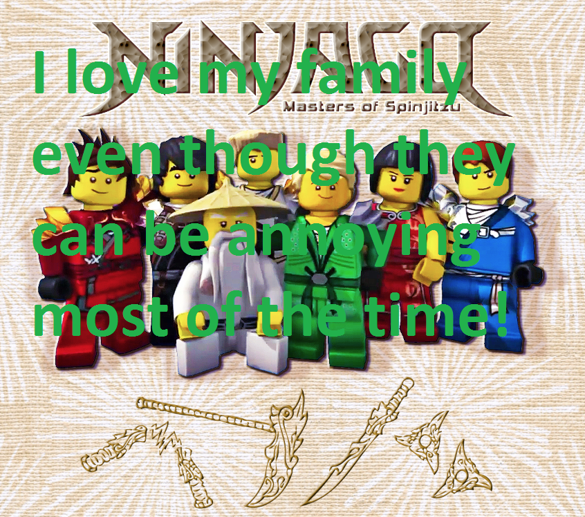 LEGO Ninjago: Masters Of Spinjitzu #2 by PookieGrace on DeviantArt