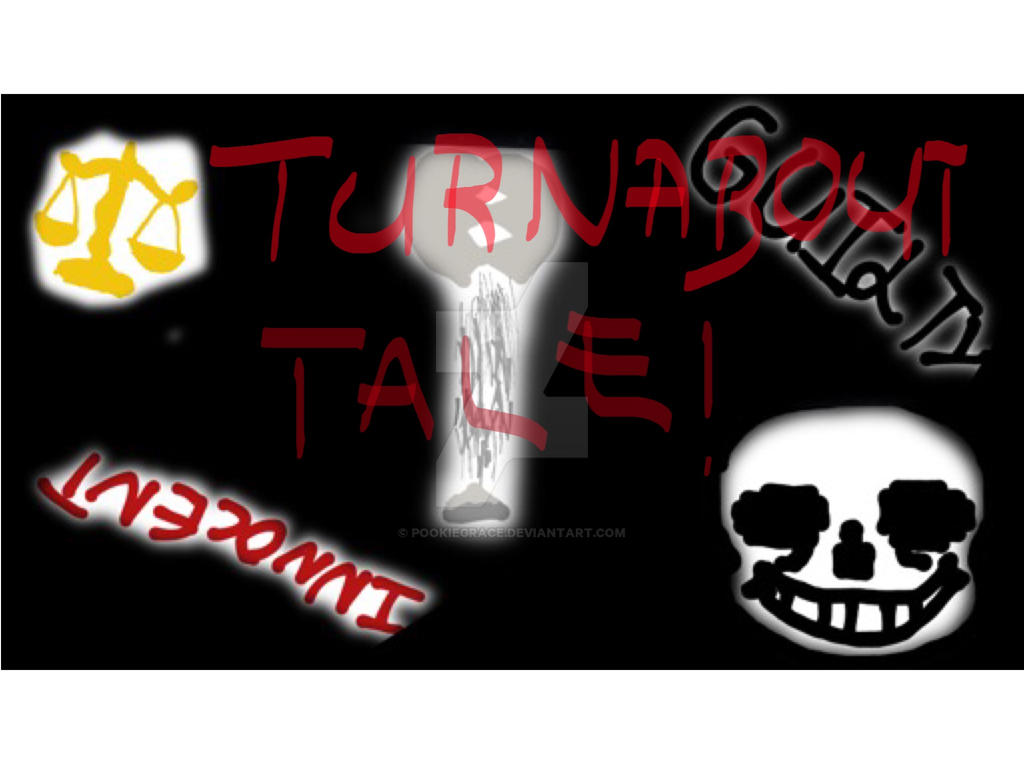 Turnabout Tale - Cover by PookieGrace