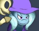Trixie and the Diabolic