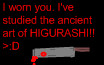 Higurashi stamp by xRika-chanx