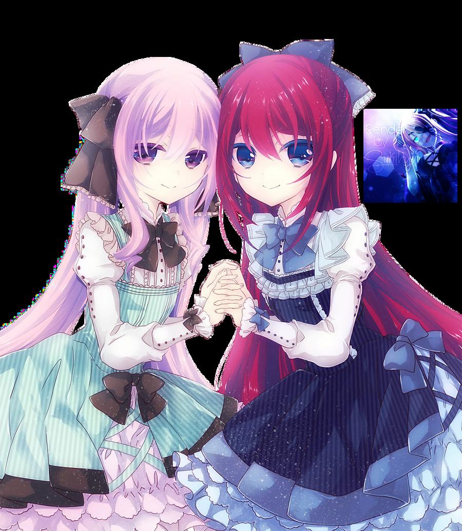 Anime Friend Render By Sukihyun On DeviantArt