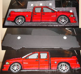 Beadsprite Dodge Ram SRT10