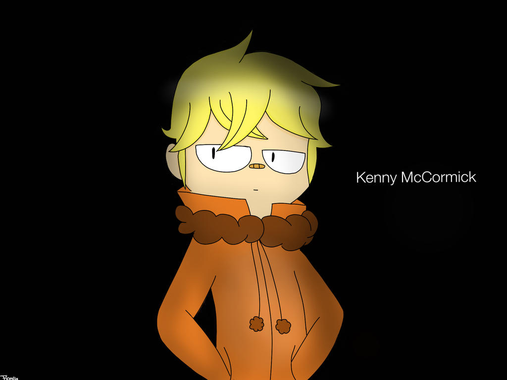 Kenny McCormick by therealkizzy