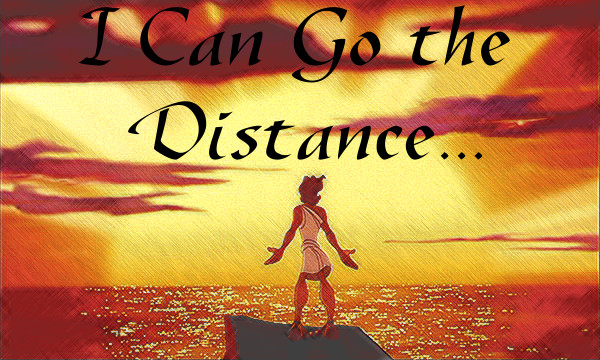 Image result for Go the Distance - Hercules