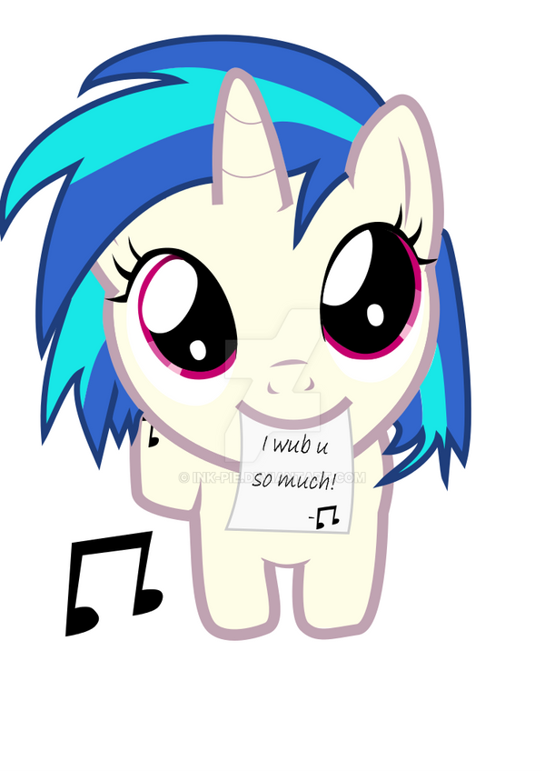 filly_vinyl_scratch_wubs_you__by_ink_pie