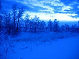 winterBlue Scene by const7